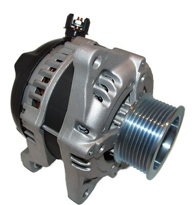 New 285Amp High Output Alternator For Ford F-450 F-550 6.7L Diesel Super Duty