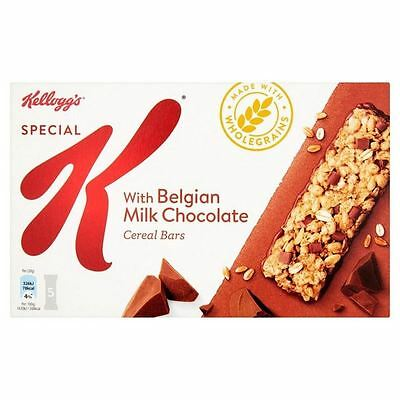 Kellogg's Special K Double Chocolate Cereal Bars 5 x 20g