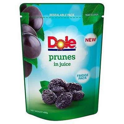 Dole Prunes In Juice 400g