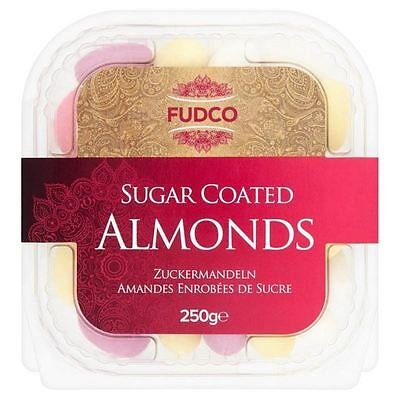 Fudco Sugared Coated Almonds 250g