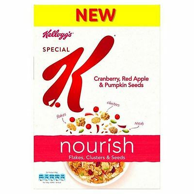 Kellogg's Special K Nourish Cranberry & Apple 440g