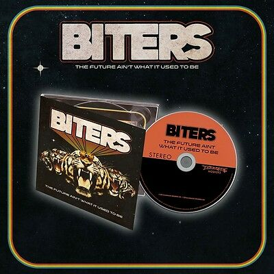 Biters 'The Future Ain't What It Used To Be' CD - NEW