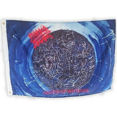 Morbid Angel 'Altars Of Madness' Printed Flag - NEW OFFICIAL
