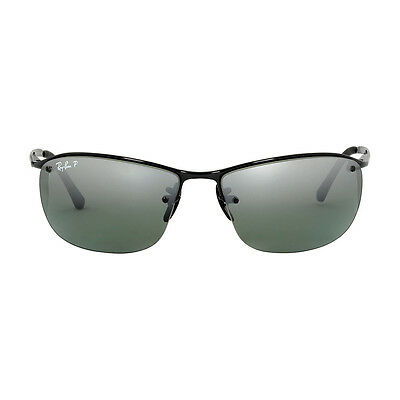Ray Ban Chromance Metal Frame Grey Lens Sunglasses RB3542