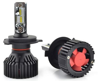 KIT x3 H4 6000K LED 5S 12000 LM A KIT CANBUS HEAD LIGHT 12V-24V