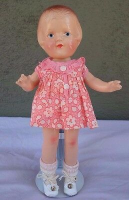 """13"""" Composition Nancy Doll Tagged Outfit Original"""
