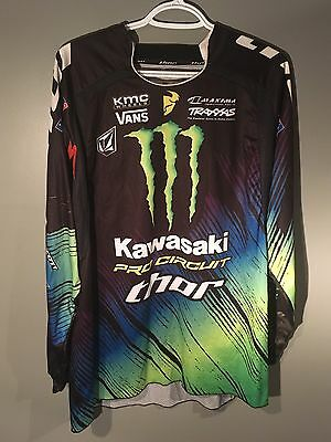 Dean Wilson Autographed Jersey