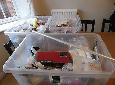 Huge craft joblot job lot - scrapbook, card making etc.