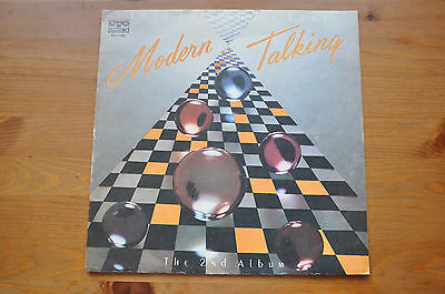Modern Talking - Let´s Talk About Love - by Balkanton Bulgaria - Vinyl record LP