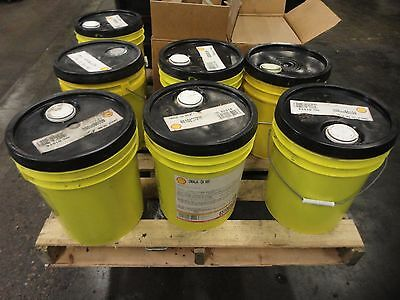 (35) Gallons Of Shell Industrial Hyd Oil; Tellus S2 M 32; Omala 680; Tonna V 220