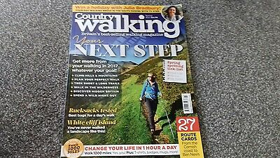 Country Walking  Magazine Spring 2017 Issue #365  (new)