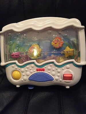 Fisher-Price Ocean Wonders Aquarium Baby Crib Soother