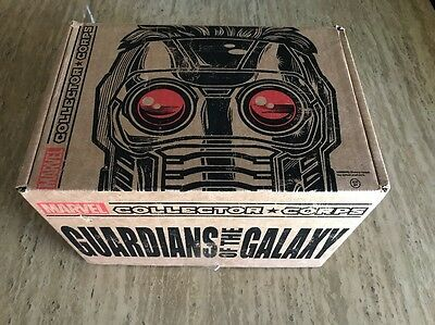 Marvel Collector Corps Guardians of the Galaxy Complete Box POP FUNKO