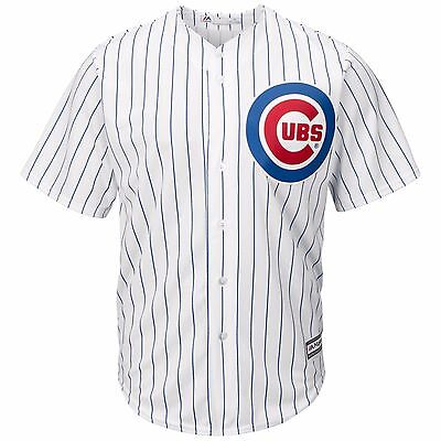 MLB Baseball Trikot CHICAGO CUBS weiß white Cool base Majestic Jersey