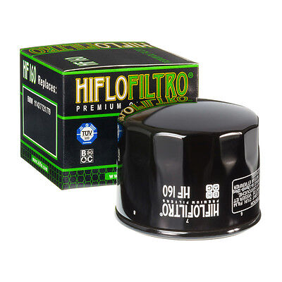 BMW K1200 / GT / R / RS / R (2005 to 2008) HifloFiltro Oil Filter (HF160)