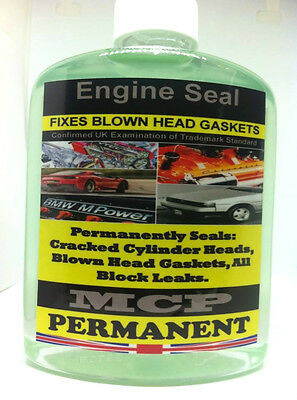 Head Gasket Sealant,permanent Sealer,,mcp,,diesel & Petrol,,32 Oz 8 Cylinders