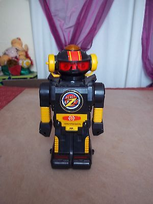 Tommy The Atomic Robot