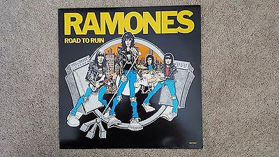 Ramones Road to Ruin Original 1st Pressing 1978 LP