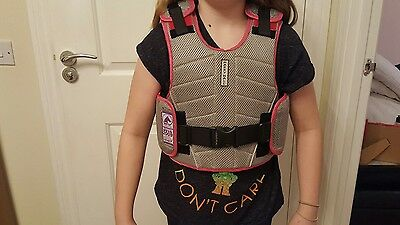 Harry Hall body protector, size C-L
