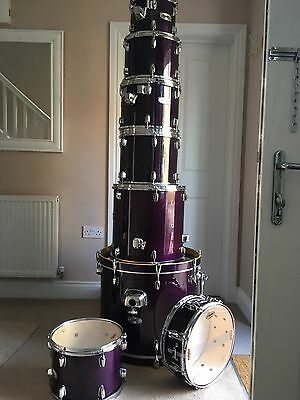 Mapex M Series Drum Kit - Shell Pack Only