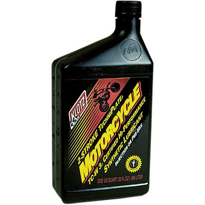 Klotz Oil Kl-302 2-Cycle Techniplate Oil Tc-W3 32 Oz