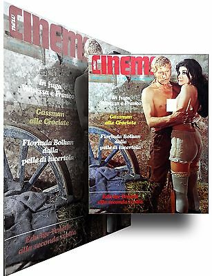 NEW CINEMA 1971 n.1 - Edwige FENECH _Senta Berger _herzblatt_horror cinema...