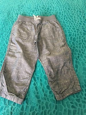 Girls Summer 3/4 Trousers. Age 7-8!