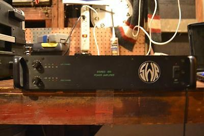 SWR Stereo 800 Bass Power Amp