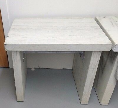 "Marble Balance Table /  vibration isolation lab table  (35"" x 24"" x 31"")"