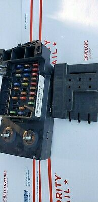 97 - 98 Ford F150 F250 Interior Fuse Box Relay Junction Box F85B-14A067-BA OEM