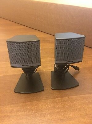Bose Companion 3 Series II Speakers (PAIR)  Only