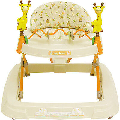Baby Trend Walker First Activity Adjust Assistant for Girl and Boy with Toy