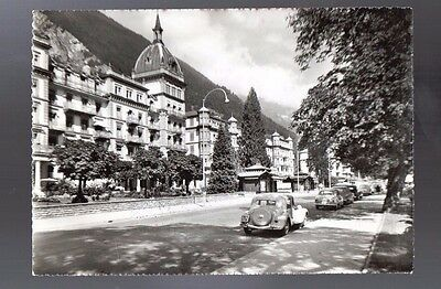 Vintage Postcard. Interlaken, Switzerland.