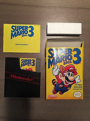 Super Mario Bros. 3 Nintendo 8-Bit Cartridge NES