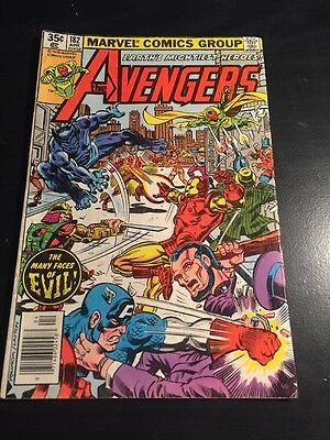 Avengers#182 Awesome Condition 7.0(1979) Toad App, Byrne Art!!