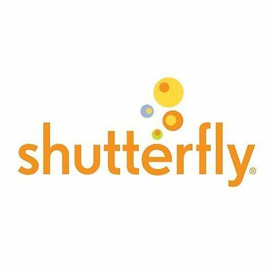 Shutterfly® 12 x 12 Photo book shipping code exp. 01/18 $79.98 usd value Canada
