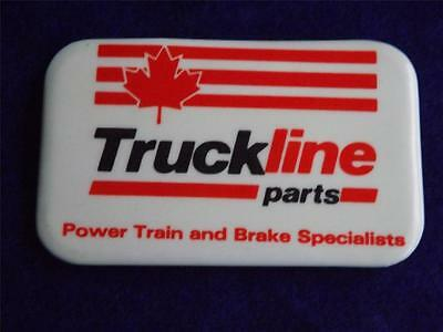Truck Line Parts Power Train Brake Specialists Canada Vintage Button Pin Back