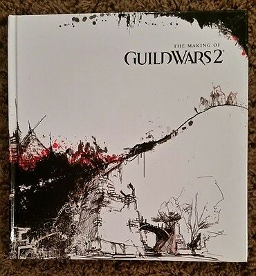 The Making of Guild Wars 2 Book - Art Book from Guild Wars 2 Collectors Edition