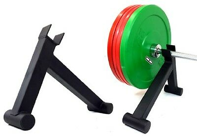 Deadlift Barbell Jack, great for deadlifts and powerlifting SINGLE