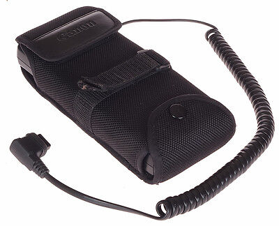 Canon CP-E4 Speedlite Compact Power Battery Pack - Great Shape!