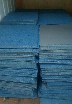 Carpet Floor Tiles (50x50cm)   +5000 stock, delivery available, only £1 each GC