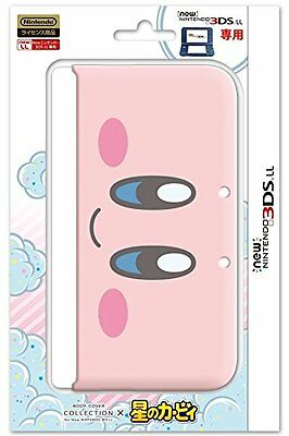 Body Cover Collection For New Nintendo 3Ds Ll (Kirby Series) Type-D