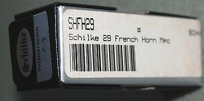 Schilke 29 French Horn Mouthpiece FREE POSTAGE