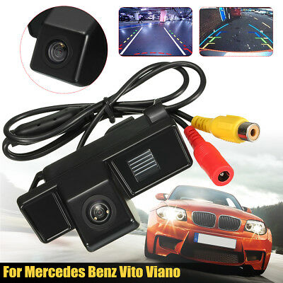 CCD Rear Reverse Packing Camera For Mercedes Benz Vito Viano W639 2004-onwards