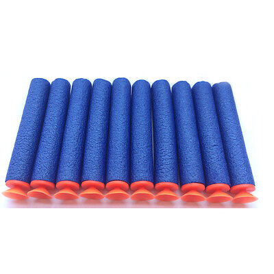 1-50PCS Elite Suction Darts Bullet With Hole for Nerf N-Strike Gun Toy