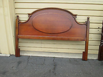 58241 LEXINGTON CHEZ MICHELLE Cherry King Size Headboard Bed