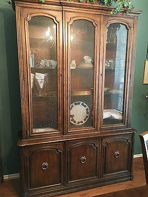 CHINA CABINET by DREXEL -JUST REDUCED !!