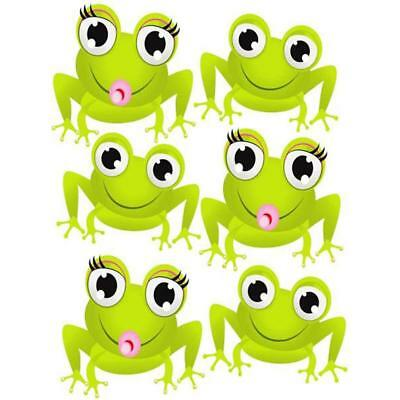 Frogs Movable Bath Stickers
