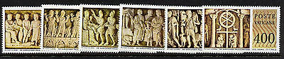 Vatican 623-8 MNH Art, Creation  of Man and Woman