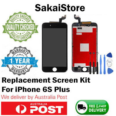 For iPhone 6S Plus LCD Touch Screen Replacement Digitizer Display Assembly
